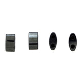 6X12mm Oval 2hole Magnetic Spacer SPMG13