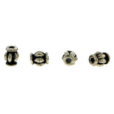 6mm Metal Spacer Pewter SPMT10