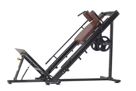 Apollo Hack Squat Machine