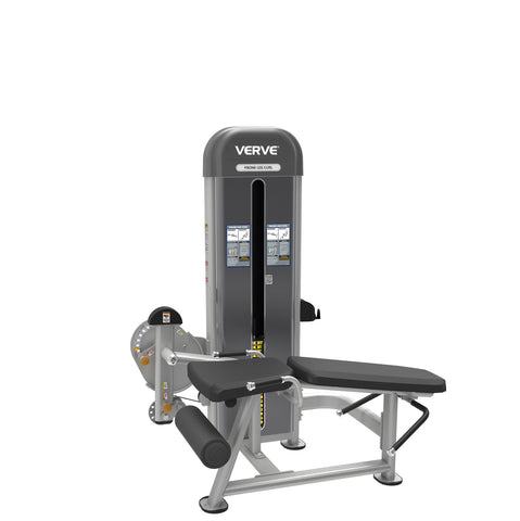 Prone Leg Curl Pin Loaded Machine