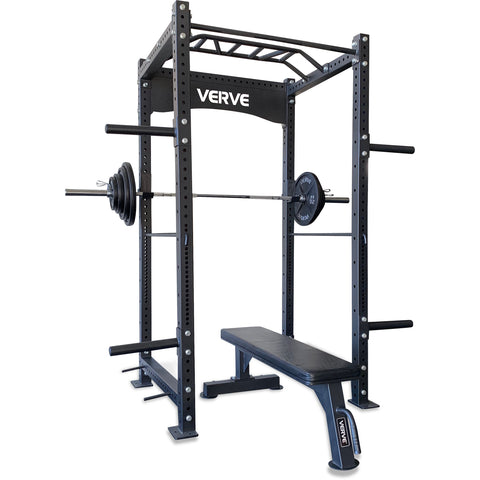 Commercial Power Rack Package