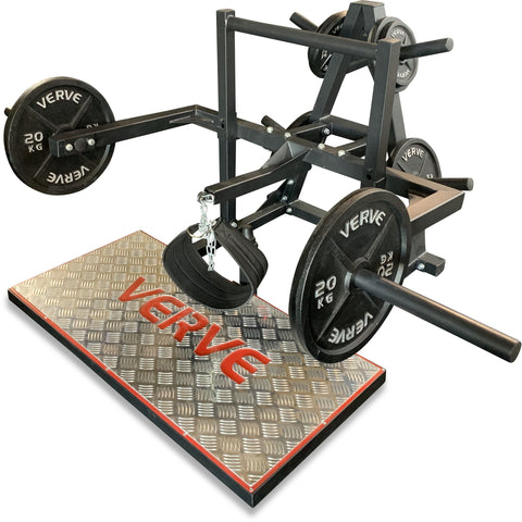 VERVE Belt Squat Machine