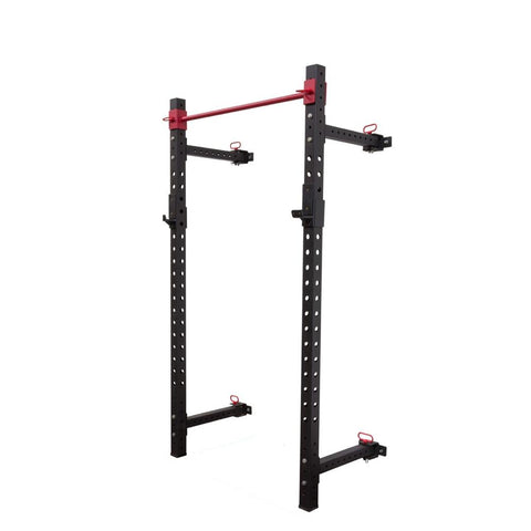 VERVE Wall Mounted Folding Squat Rack