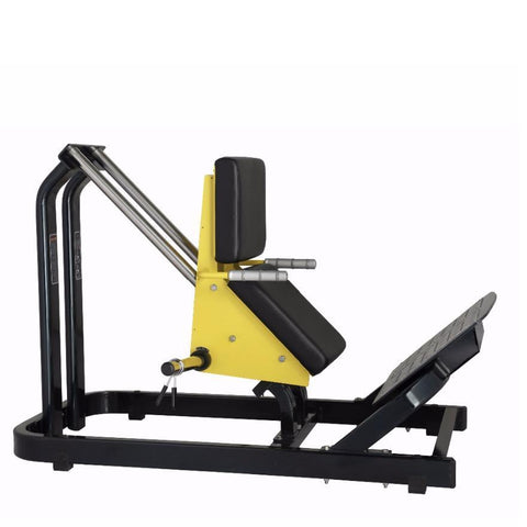 Plate Loaded Calf Machine