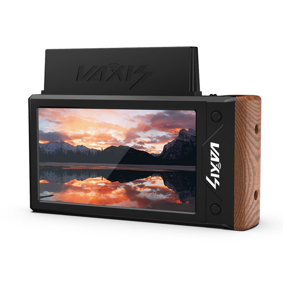 Vaxis storm focus 058 monitor RX(1000ft+)