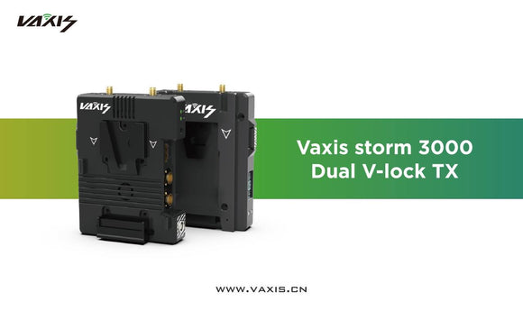 Vaxis Storm 3000 Single Transmitter ( V or Gold Mount)