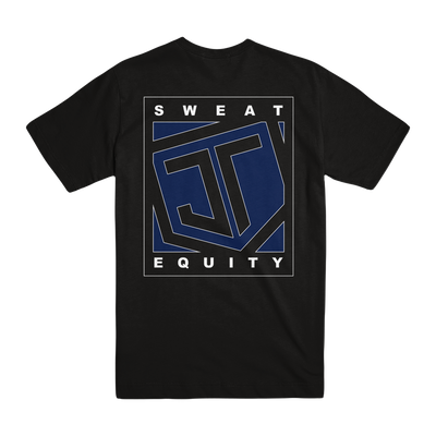 Sweat Equity Tee Black