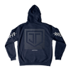JT Work For It Blue Hoodie