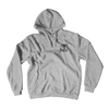 Crooked JT Hoodie Heather Grey