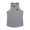 JT Stamp Grey Men's Tank