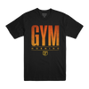 Gym Morning Tee Black