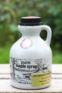 Pint of Pure Maple Syrup