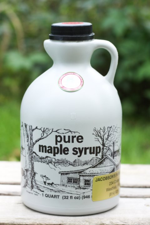 Quart of Maple Syrup