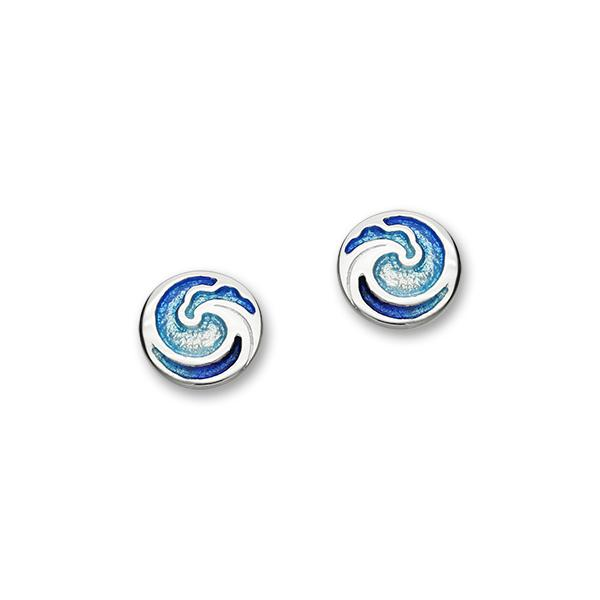 Coastal Silver Earrings EE317