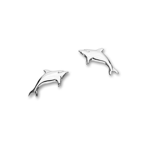 Dolphin Stud Earrings FE 1