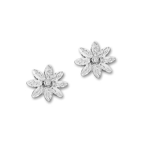 Daisy Silver Earrings FE 5
