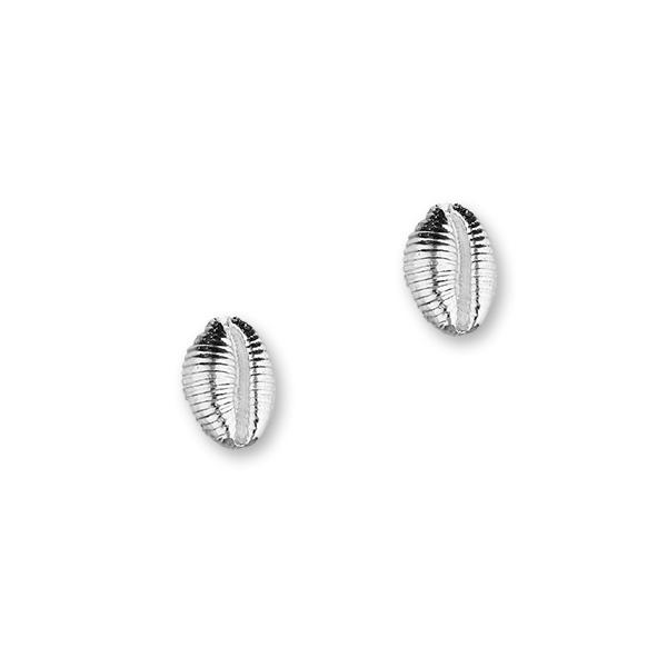 Groatie Buckie Small Silver Earrings FE 6