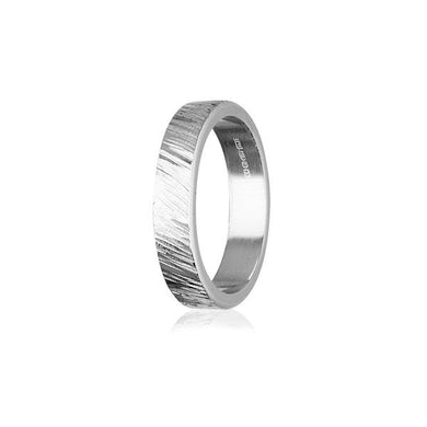 Fire & Ice Silver Ring FR 21