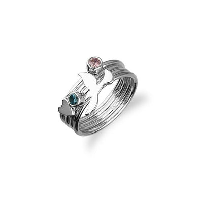 Indie Silver Ring FR 31 - Nanna