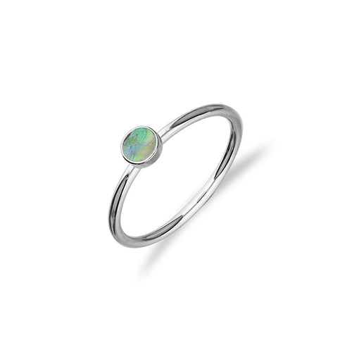Indie Silver Stone Ring FSR 2