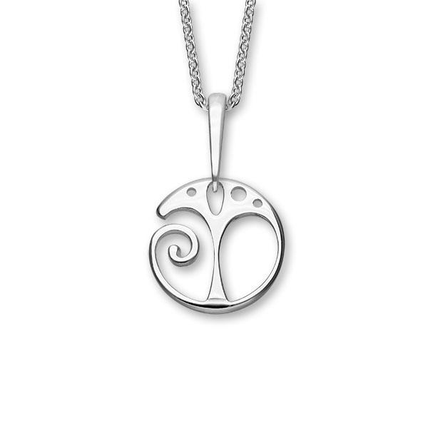 Tree of Life Silver Pendant P922
