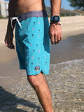 Nomad Men's Custom Flock Boardshorts