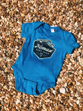 Nomad Boy's Youth Three Peaks Onesie