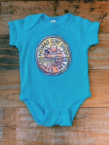 Nomad Infant Hippie Spirit Onesie
