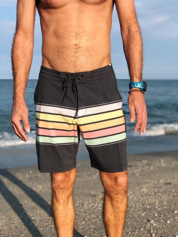 "Vissla High Five 18.5"" Boardshort Black"