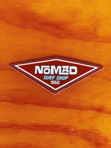 Nomad Classic Diamond Sticker