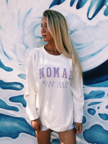 Nomad Women's Corded Crew