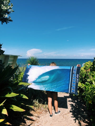 Nomad Wave Towel