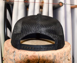 Nomad Leather Wave Patch Hat