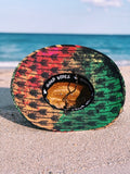 Nomad Straw Hat Rasta Arrow