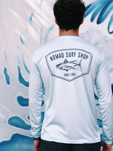 Nomad Tuna Time Performance Long Sleeve