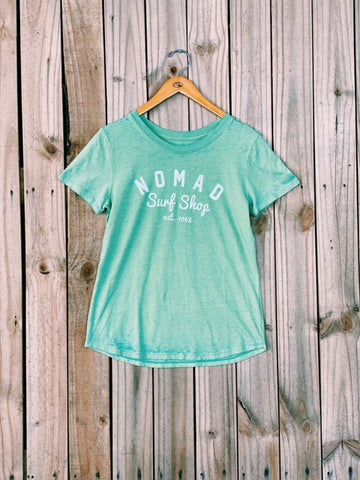 Nomad Women's Classic Burn Out Crew