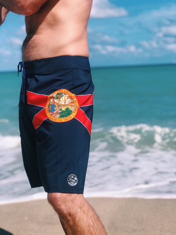 Nomad Men's Florida Native Boardshort