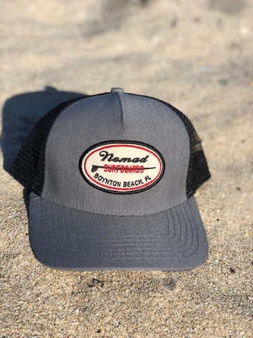Nomad Old Label Adjustable Hat