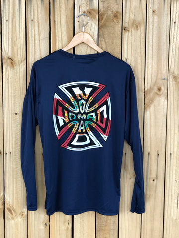 Nomad FL Iron Cross Performance L/S