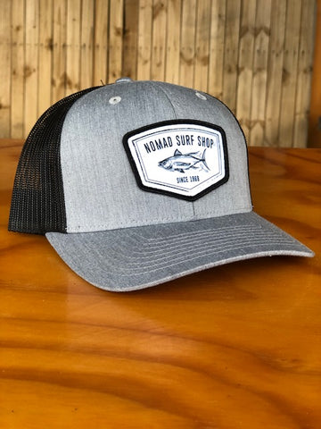 Nomad Tuna Time Trucker Hat