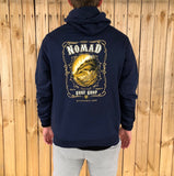 Nomad Whiskey Barrel Pullover Hoodie