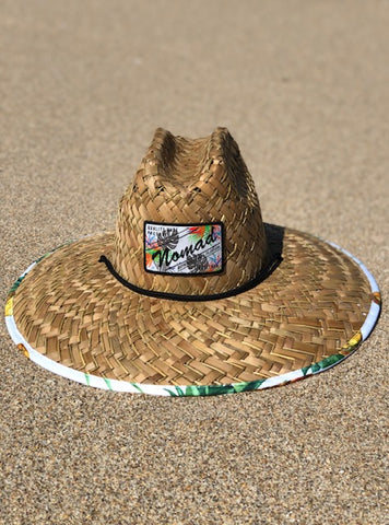 Nomad Pineapple Party Straw Hat