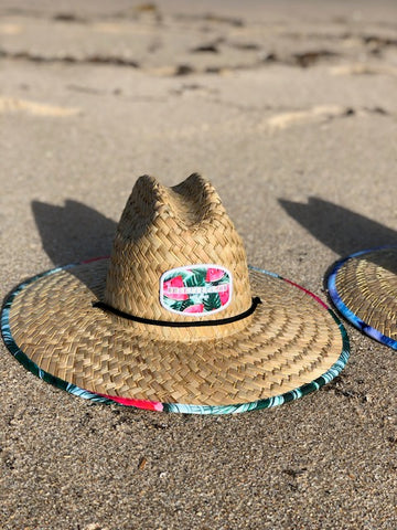 Nomad Watermelon Straw Hat