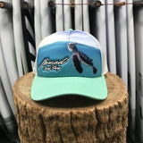 Nomad Turtle Trucker Hat