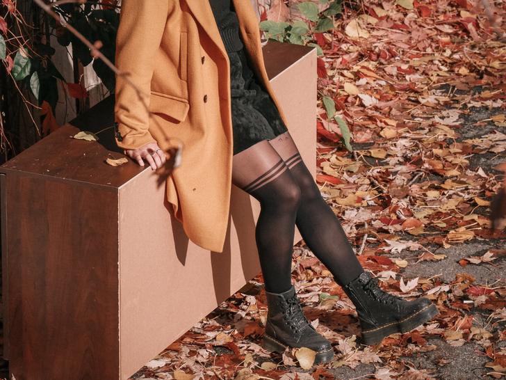 5 Reasons to Wear Tights this Fall