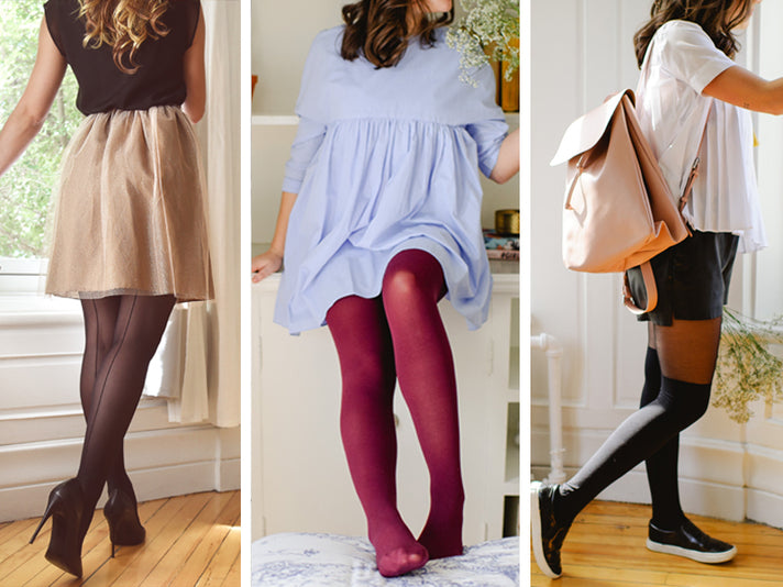 Spice Up Your Wardrobe with TIGHTS