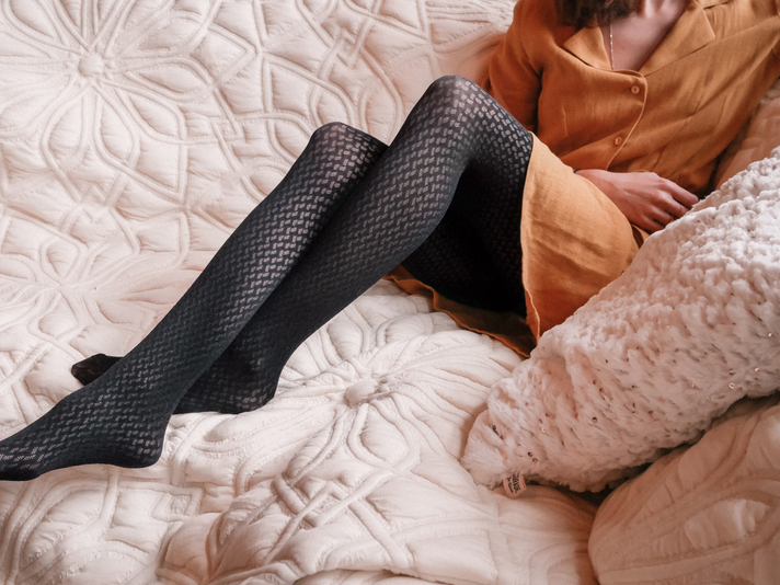 How to Wear Tights (For the Girl Who Really Hates Tights)