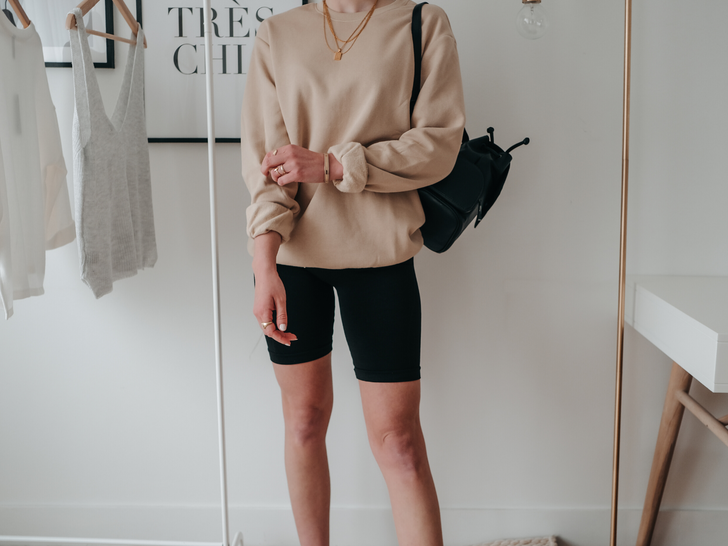 How to Style Bike Shorts in 2020