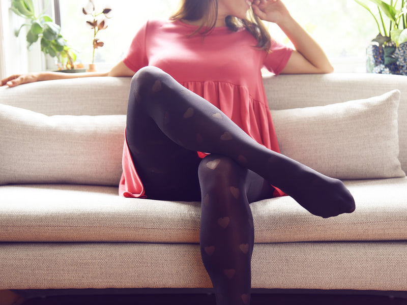 3 Opaque Tights Styles you'll Love for Fall
