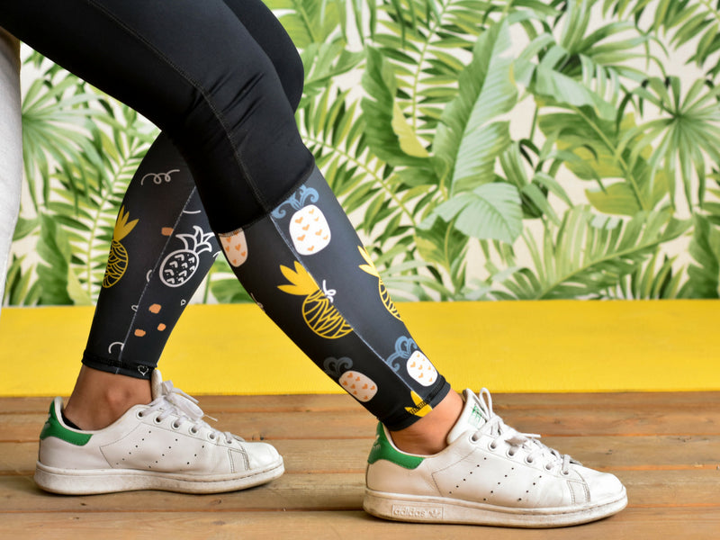 The Best Sneakers to Wear with Leggings